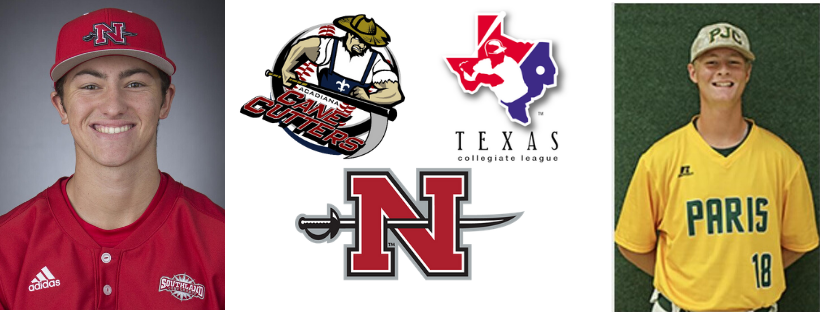 Cane Cutters ink two from Nicholls State